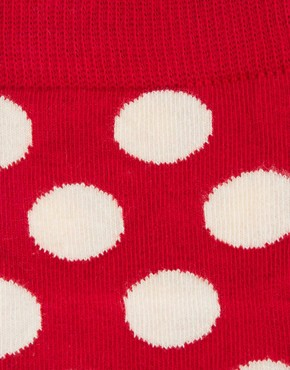 Image 2 ofHappy Socks Large Spot Socks