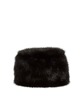 Image 4 ofASOS Faux Fur Cossack Hat