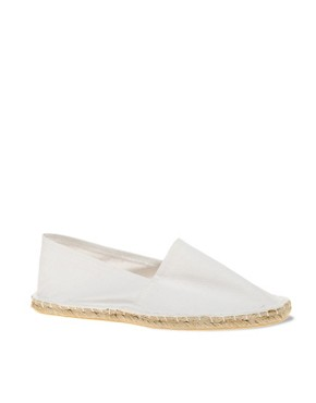 Bild 2 von ASOS  Leinen-Espadrillen