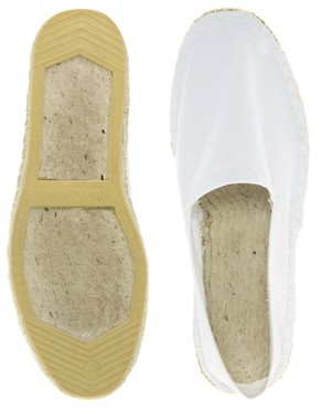 Bild 3 von ASOS  Leinen-Espadrillen