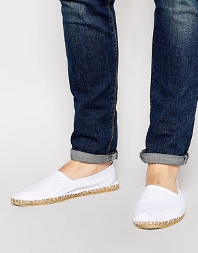 Bild 1 von ASOS  Leinen-Espadrillen