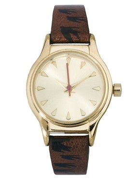 Image 1 ofASOS Swallow Strap Watch