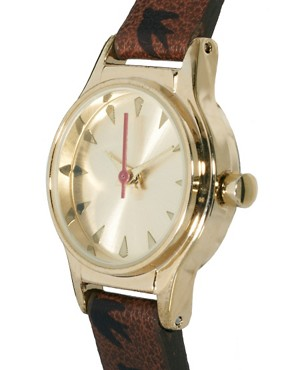 Image 3 ofASOS Swallow Strap Watch