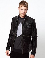 Barneys Originals Premium Leather Jacket