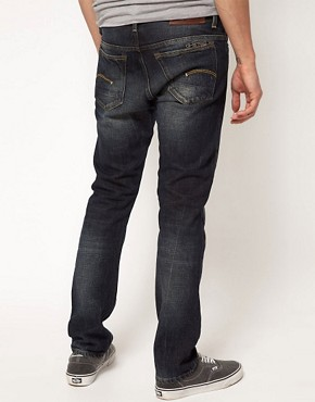 Image 2 ofG Star Jeans 3301 Slim Fit
