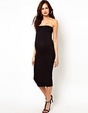 New Look Maternity Seam Free Multi Tube Dress