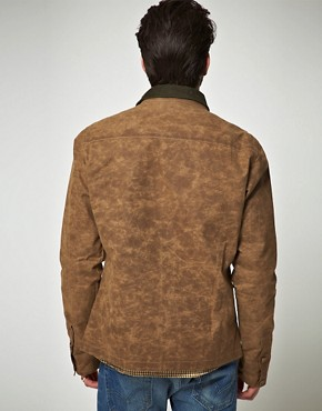 Image 2 of Percival Beeswaxed Jacket