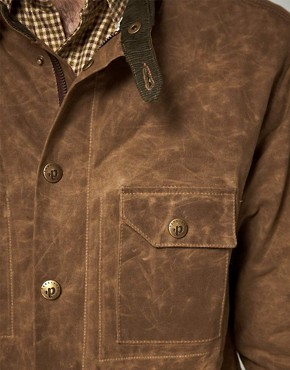 Image 3 of Percival Beeswaxed Jacket