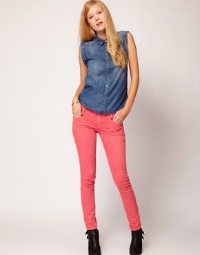 Image 4 ofG-Star Sleeveless Denim Shirt