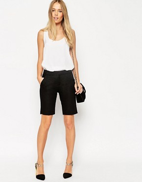 ASOS Linen City Short
