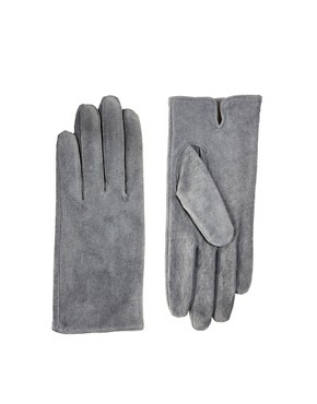 Image 1 ofDents Suede Leather Gloves