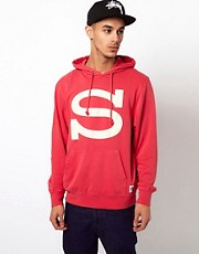 Stussy Hoodie Big S