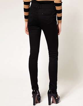 Image 2 ofA Wear Superstretch Skinny Jeans