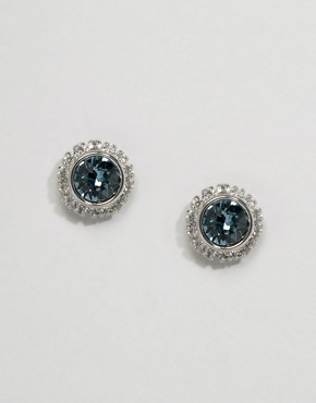 Ted Baker Crystal Daisy Stud Earrings