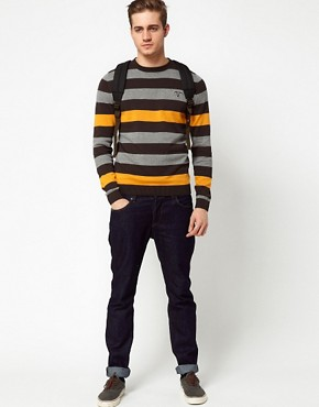 Image 4 ofEsprit Stripe Jumper