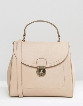 ASOS Lock Detail Tote Bag