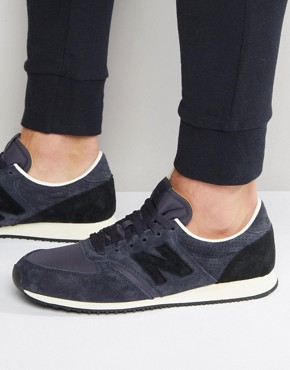 New Balance 420 Trainers In Blue U420NK