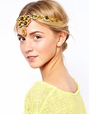 ASOS Ornate Jewelled Headband
