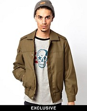 Reclaimed Vintage Bomber Jacket