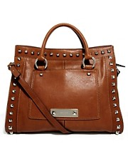 Karen Millen Limited Stud Tote Bag
