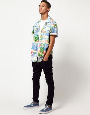 Image 4 ofParadise Found Florida Hawaiian Shirt