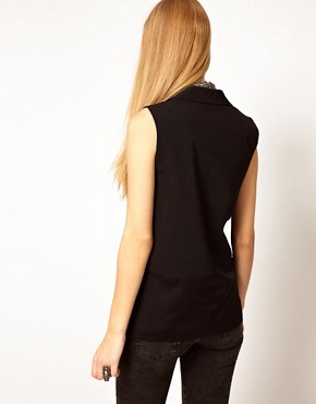 Image 2 of ASOS Tailored Vest
