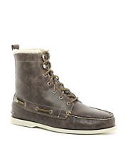 Sperry Cloud 7-Eye Bomber Boots