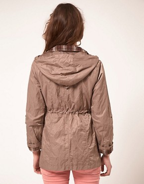 Image 2 ofA Wear Hooded Parka