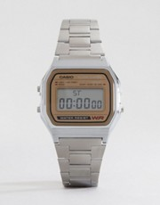 Casio Classic Retro Digital Watch A158WEA-9EF