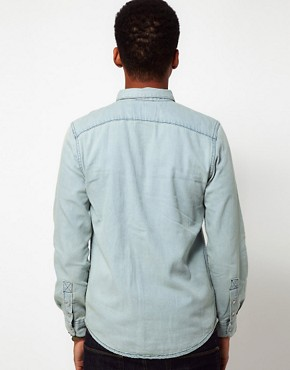 Image 2 of Bellfield Denim Shirt