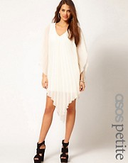 ASOS PETITE Pleated Dress