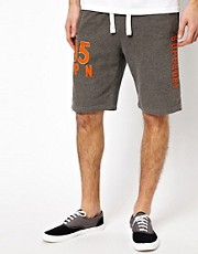 Superdry Japan Offset Sweat Shorts