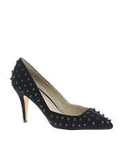ALDO Ockimey Studded Pointed Court Shoes