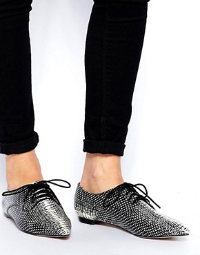 ASOS MY LOVE Flat Shoes
