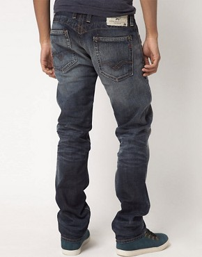 Image 2 ofReplay New Doc Regular Tapered Jeans