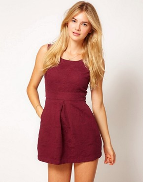 Image 1 ofLowie Sleeveless Shift Dress with Pockets