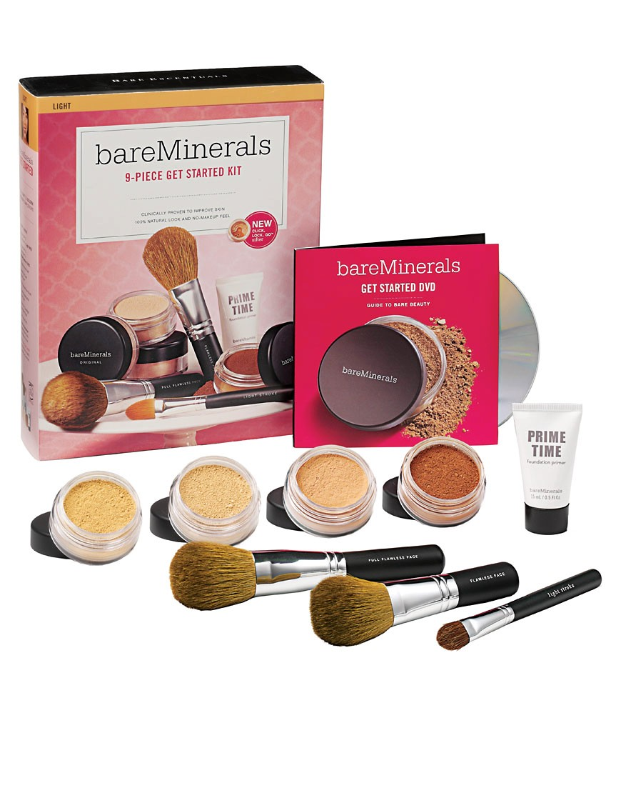 Image 1 of bareMinerals New Get Started Kit