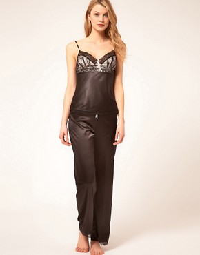 Image 1 ofElle Macpherson Intimates Dentelle Lounge Pant