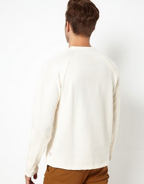 Image 2 ofJack &amp; Jones Henley Sweat