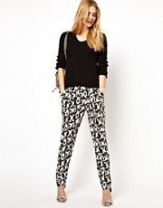 Pepe Jeans Printed Pants