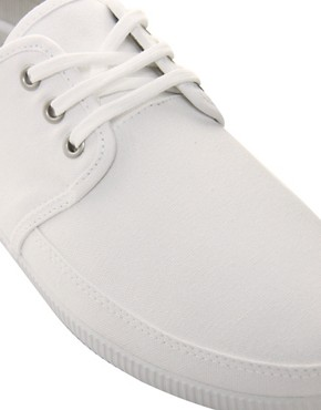 Image 2 ofFred Perry Tonic Plimsolls