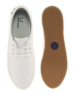 Image 3 ofFred Perry Tonic Plimsolls
