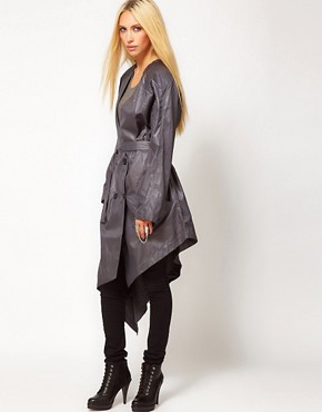 Image 1 ofBACK by Ann-Sofie Back Asymmetric Trench