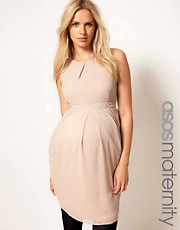 ASOS Maternity Exclusive Tulip Dress
