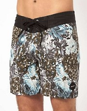 RVCA Heavy Petail Swim Short 17&quot;