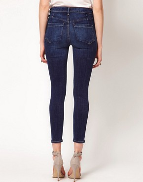Image 2 ofGoldsign Virtual Skinny High Waisted Jeans In Zagire