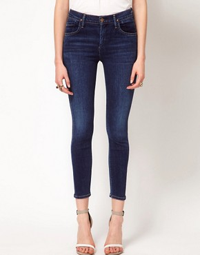 Image 1 ofGoldsign Virtual Skinny High Waisted Jeans In Zagire