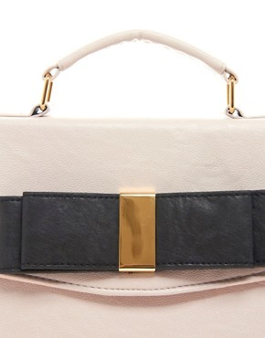 Image 4 ofASOS Bow Smart Bag