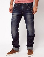 Pepe Heritage Jeans Regular Fit Dark Wash