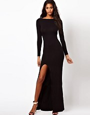 ASOS Maxi Dress With Sexy Split
